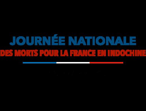 Journée nationale des morts pour la France en Indochine