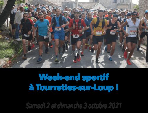 Week-end sportif des 2 et 3 octobre 2021
